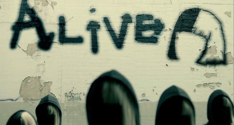 Sia - Alive via YouTube