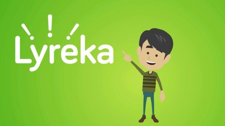 Lyreka Promo Video Thumbnail