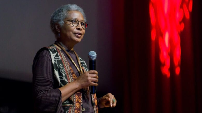 Alice Walker author of The Color Purple