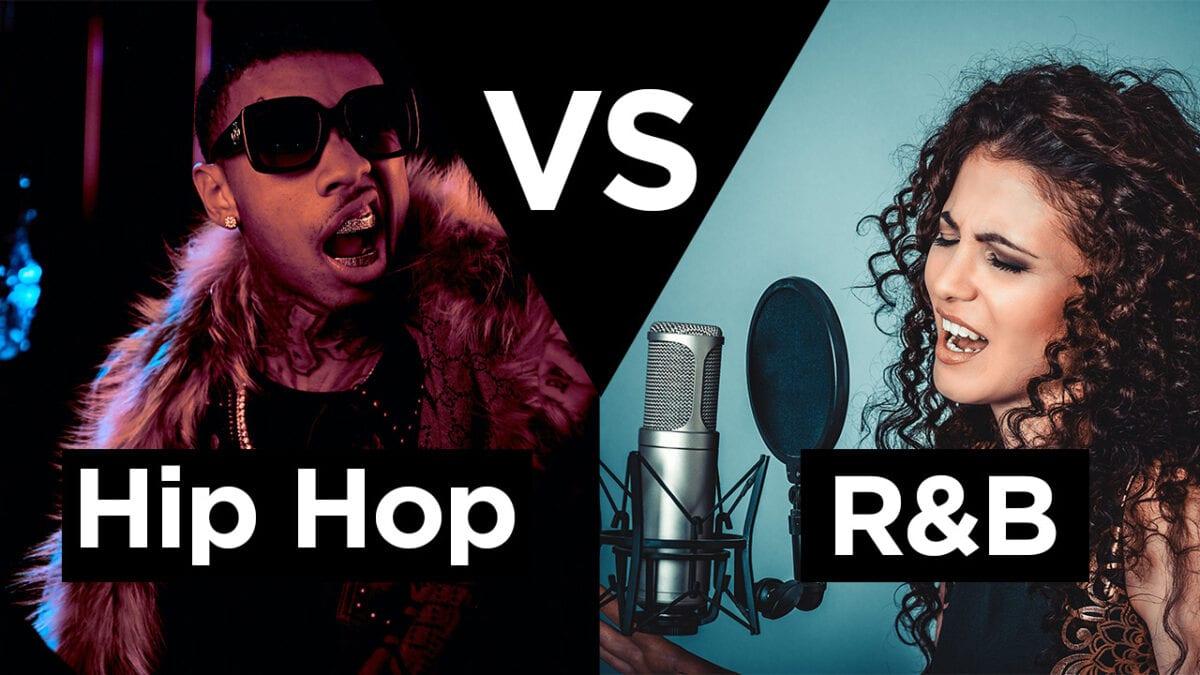 Hip Hop Vs R And B