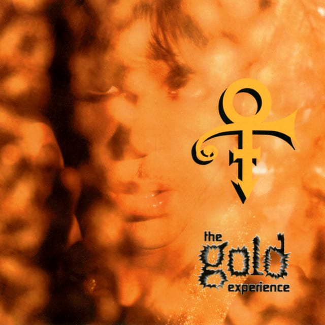 Prince The Gold Experience Album