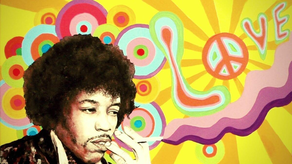 Woodstock Jimi Hendrix