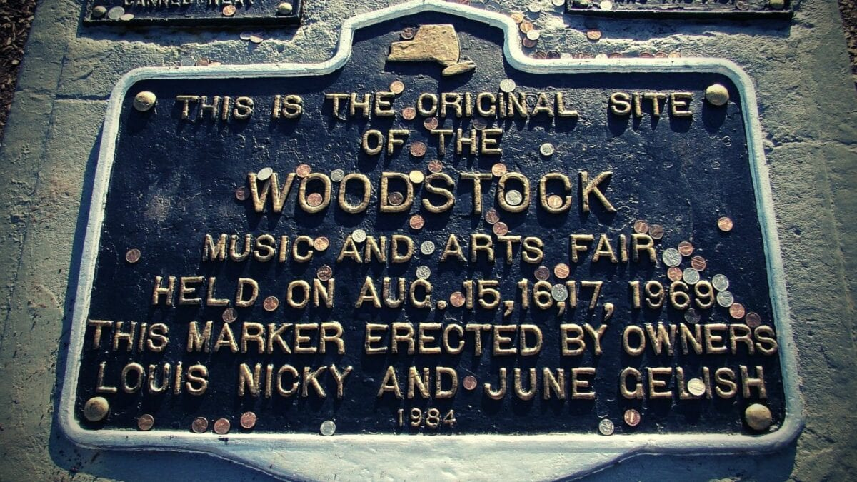 Woodstock Music And Arts Fair
