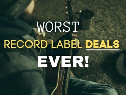 Worst Record Label Deals