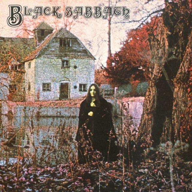 Black Sabbath 2009 Remastered Version Album