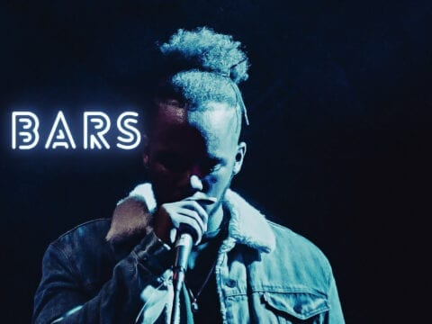 Why Rap Lyrics Are Called Bars