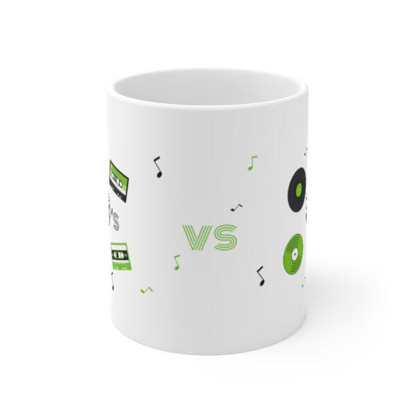 80s vs 90s Mug