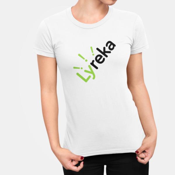 Lyreka Swag T Shirt For Men White